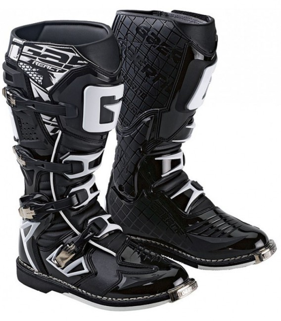 Offroad boots G.React goodyear black