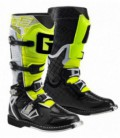 Offroad boots G.React goodyear white black yellow fluo