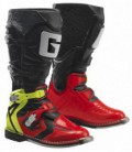 Offroad boots G.React goodyear red black yellow fluo