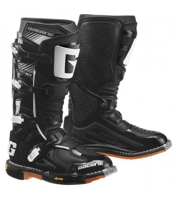Boots Sg-10 supermotard black
