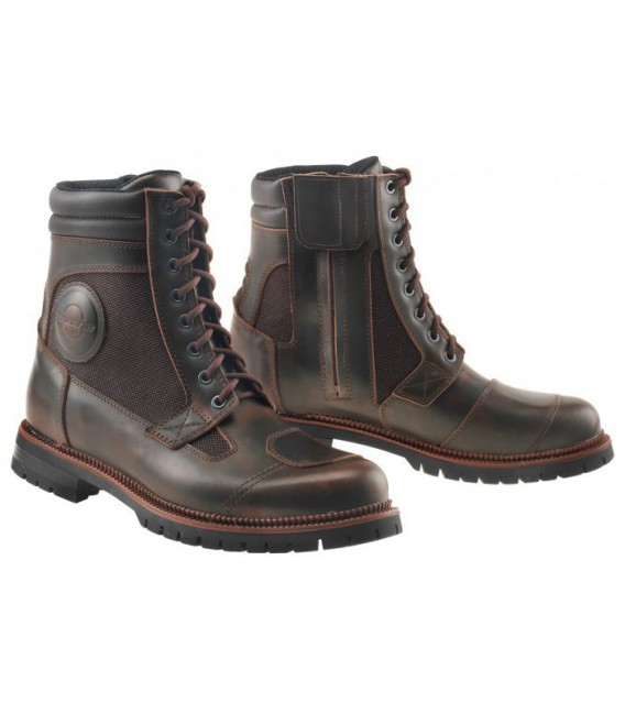 Shoes G. Warrior brown