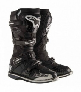 Tech 8 RS stivali offroad nero Alpinestars