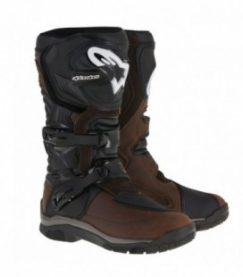 Corozal adventure stivali drystar oiled marrone nero Alpinestars