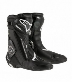 Smx plus stivali racing gore-tex nero Alpinestars