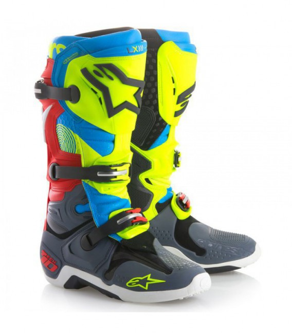 Tech 10 stivali offroad  Limited Edition Union Alpinestars