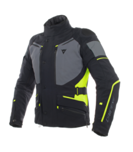 Jacket Gore-tex Carve Master 2 black yellow fluo Dainese
