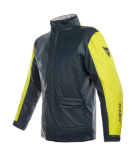 Rain jacket Storm antrax yellow fluo Dainese
