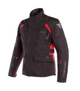 Jacket X-Tourer D-Dry black red Dainese