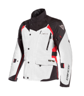 Jacket X-Tourer D-Dry grey black red Dainese