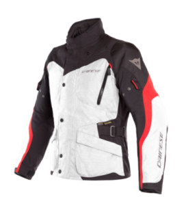Jacket Tempest 2 D-Dry black red white Dainese