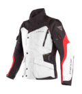 Giacca Tempest 2 D-Dry nero rosso bianco Dainese