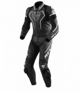 Combi suit Vertex Pro black white