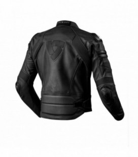 Leather jacket Akira black