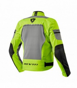 Jacket Tornado 2 HV yellow fluo