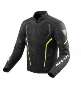 Jacket GT-R Air 2 black yellow fluo