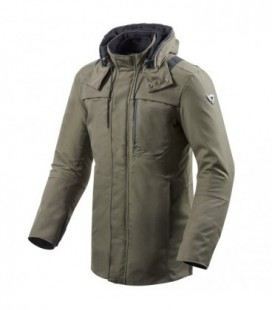 Jacket West end green