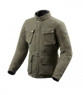 Jacket Livingstone green