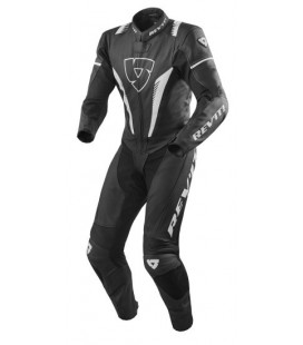 Racing suit 1pcs Venom black white