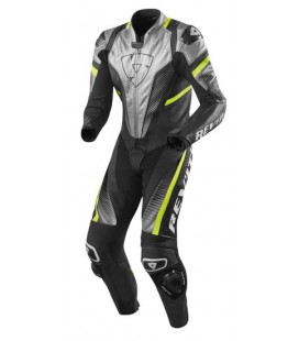 Racing suit 1pcs Spitfire black silver yellow