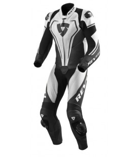 Racing suit 1pcs Vertex Pro white black
