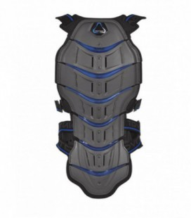 Tryonic Back protector Feel 3.7 grey blue