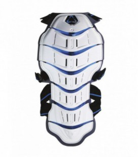 Tryonic Back protector Feel 3.7 white blue