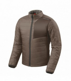 Jacket mid layer Solar 2 bronze