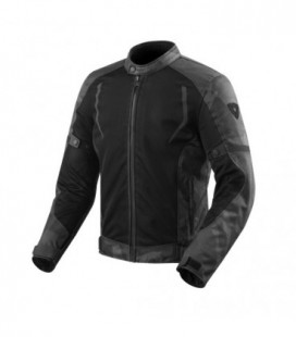 Jacket Torque black grey