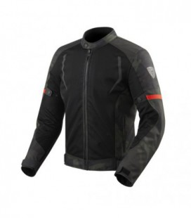 Jacket Torque black green militare