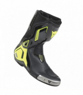 Boots Torque D1 out black yellow fluo Dainese