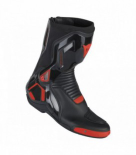 Boots Course D1 out black red fluo Dainese
