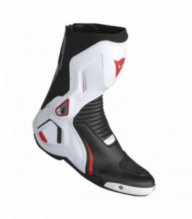 Boots Course D1 out black white red Dainese