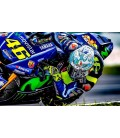 Pista GP R casco integrale E2205 Limited Edition plk Rossi winter test 2018 AGV
