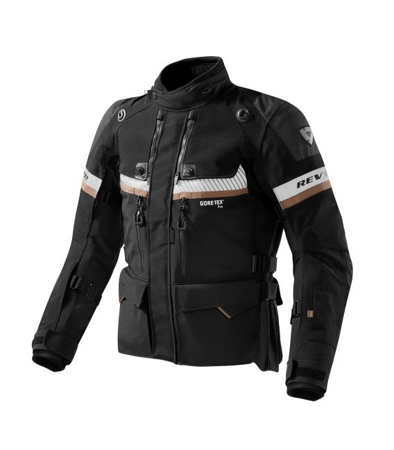 Jacket Dominator GTX black Rev'it