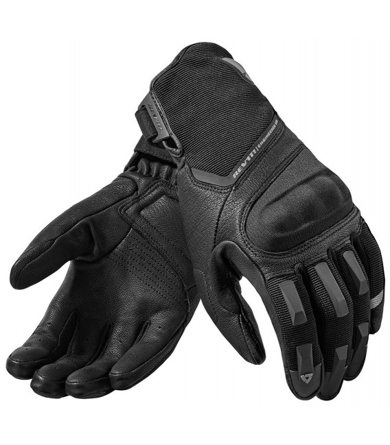 Guanti Striker 2 nero Rev'it