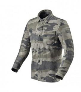 Jacket Friction grey Rev'it