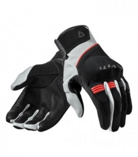 Gloves Mosca black red Rev'it