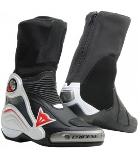 Boots Axial D1 black white red Dainese