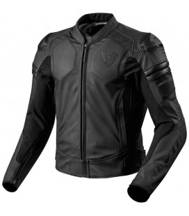 Leather jacket Akira Air black
