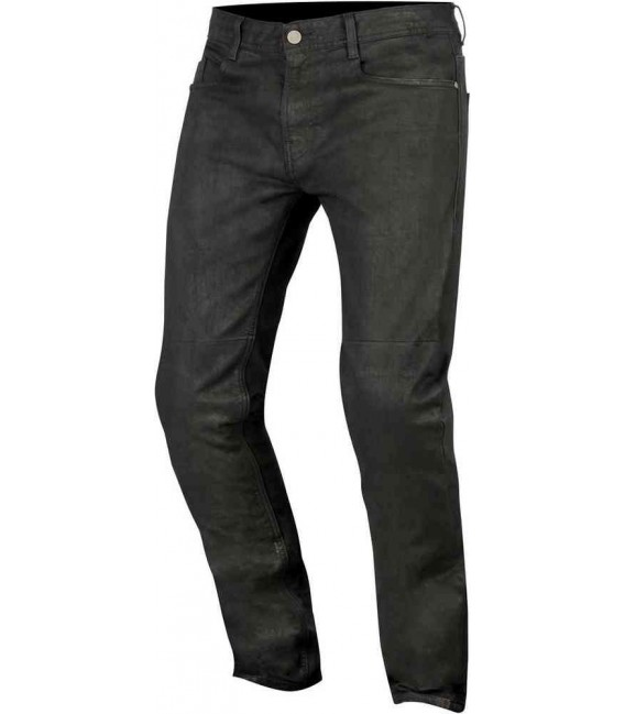 Pantaloni double bass denimwith kevlara Alpinestars