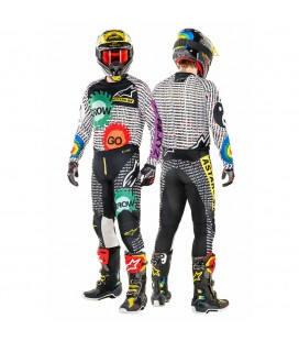 Racer tech kit Limited Edition Cactus Raimbow Alpinestars