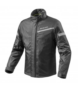 Rain jacket Cyclone 2 H2O black Rev'it