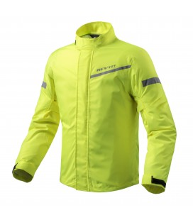 Rain jacket Cyclone 2 H2O yellow fluo Rev'it