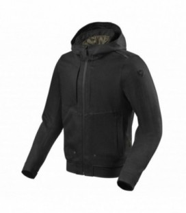 Hoody Stealth 2 black Rev'it