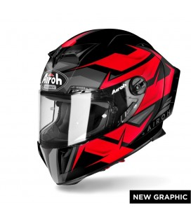 Airoh GP 550 S | Wander rosso opaco
