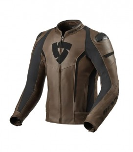 Rev'it | Classic High Performance Glide Vintage Sports Jacket Brown