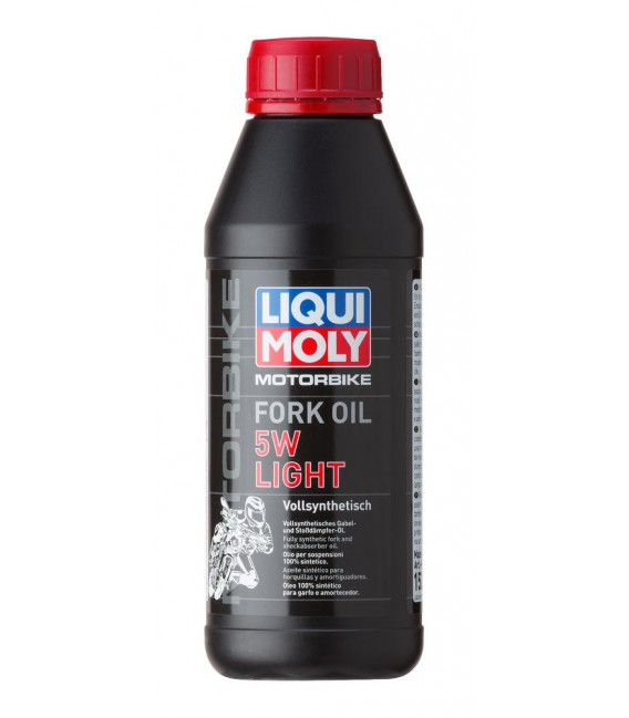 Forkoil 5w light 5l Liqui Moly