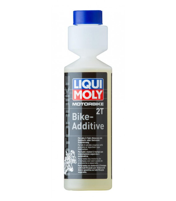 2t bike-additive 250ml Liqui Moly