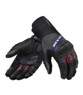 Revit | Waterproof and comfortable adventure gloves - Sand 4 H2O Black